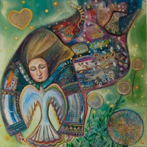 Ангел миру для України