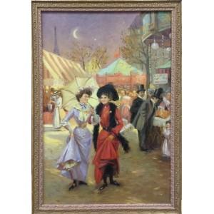Парижские дамы