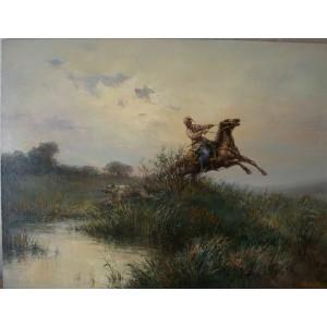 Охотник на волка