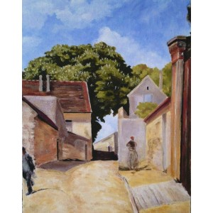 L'Entree du village