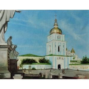 Михайловский собор. Киев