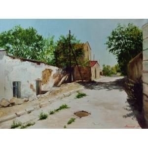 Севастопольская улочка