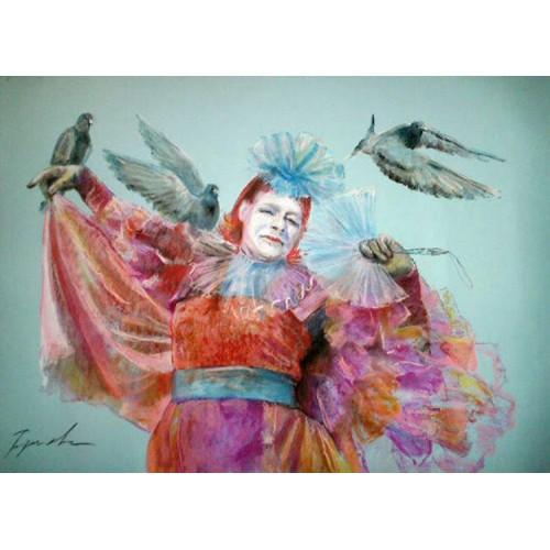 Любительница птиц