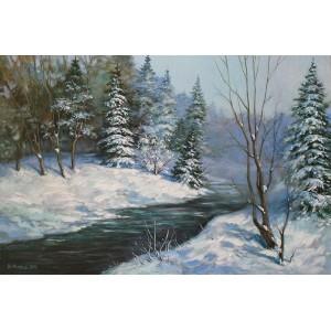 Зима у лісі