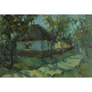 Пирогово. Українська хатина