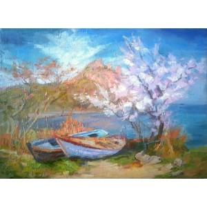 Весна на Кара -Даге