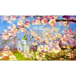 Весна у Київі