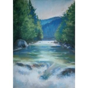 Карпатська річка