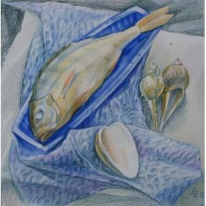 Рыба и ракушки