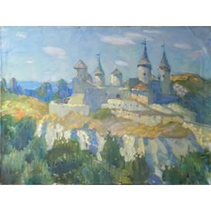 Замок. Каменец- Подольский