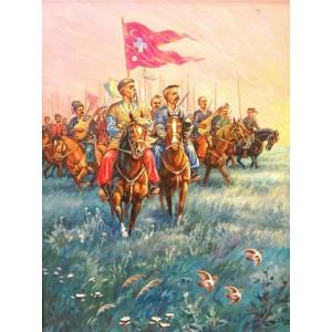 Козацька пісня про Волю