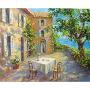 Французский дворик