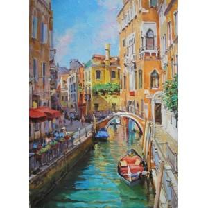 Улочка в Венеции