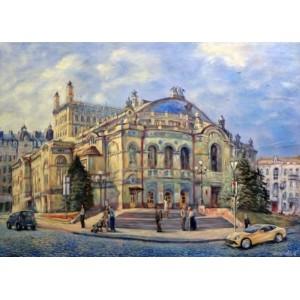Національна опера України. Київ