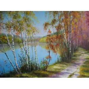 Озеро в Табаївці