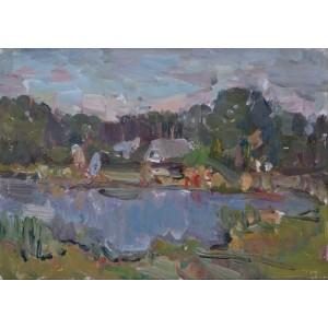 Літнє озеро