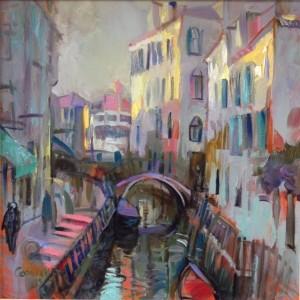 Серебристая Венеция