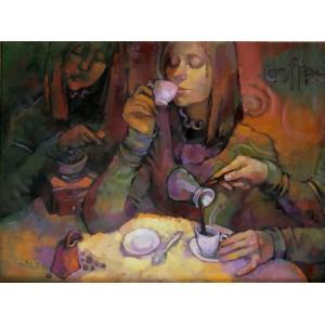 Вечерний кофе
