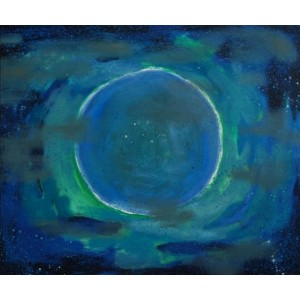 Луна в затмении