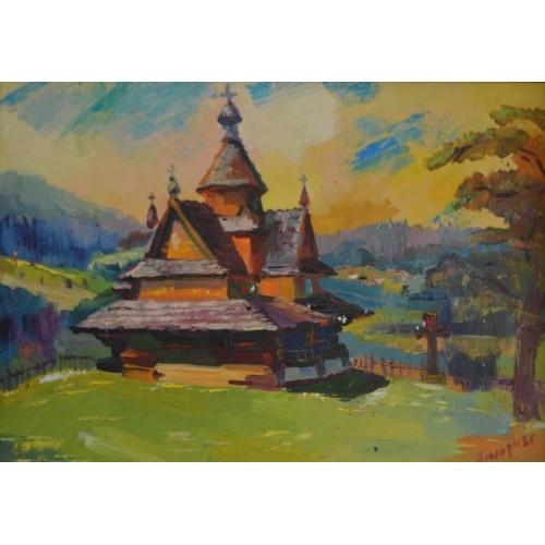 Стара Церква в Ворохті