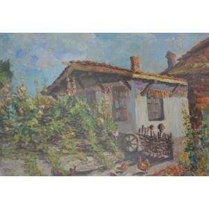 Дворик в Терновке