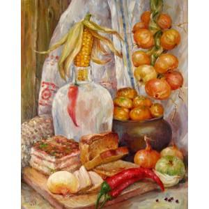 Украинский натюрморт