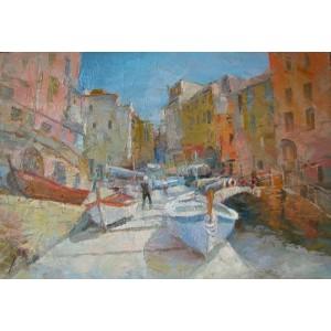 Риомаджоре. Венеция