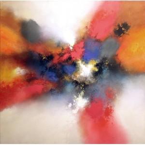Цветная абстракция 12