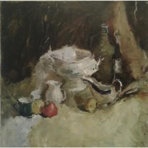 Натюрморт с супницей