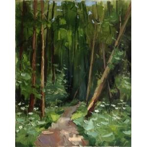 Літній ліс
