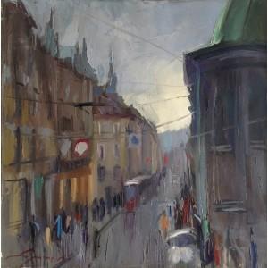Львов, улица Русская
