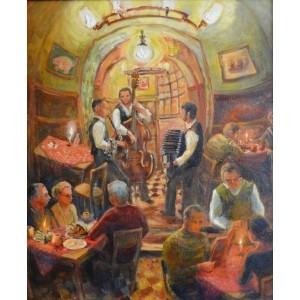 Варшавский ресторанчик