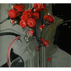 Квіти червоні