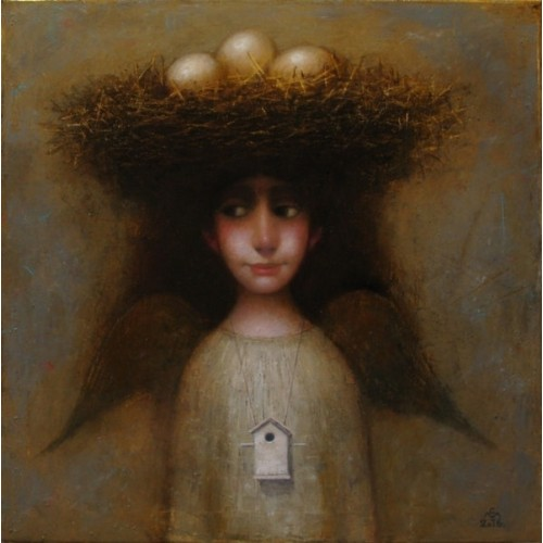 Гнездо. Ангел