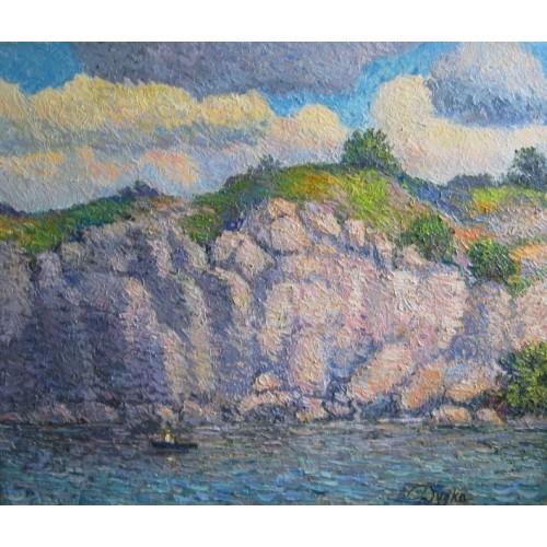 Днепровские скалы
