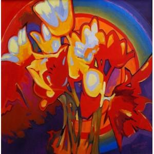 Тюльпаны. Экспрессия