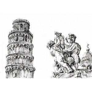 Воспоминания о Пизанской башне