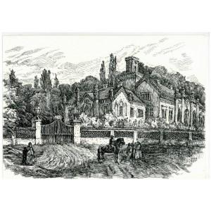 Дворец в Погребищах