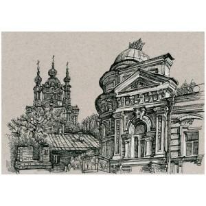 Скромное обаяние Киева