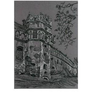 Руины старинного замка