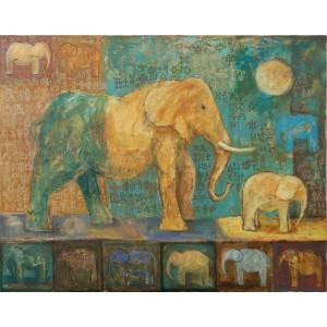 Страницы истории племени слонов