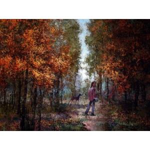 Прогулка в октябре