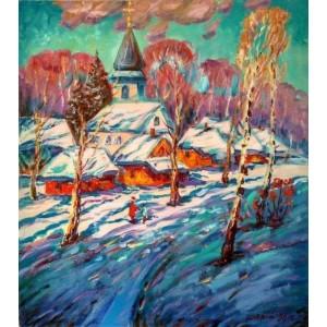 Зима в Переяславі