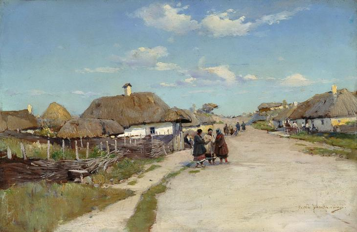 Сергей Васильковский,