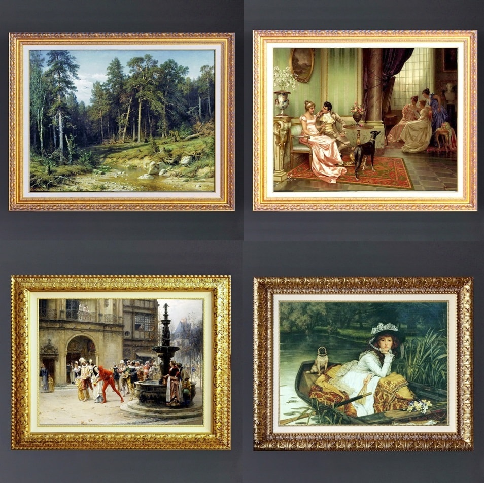 Копии картин на заказ