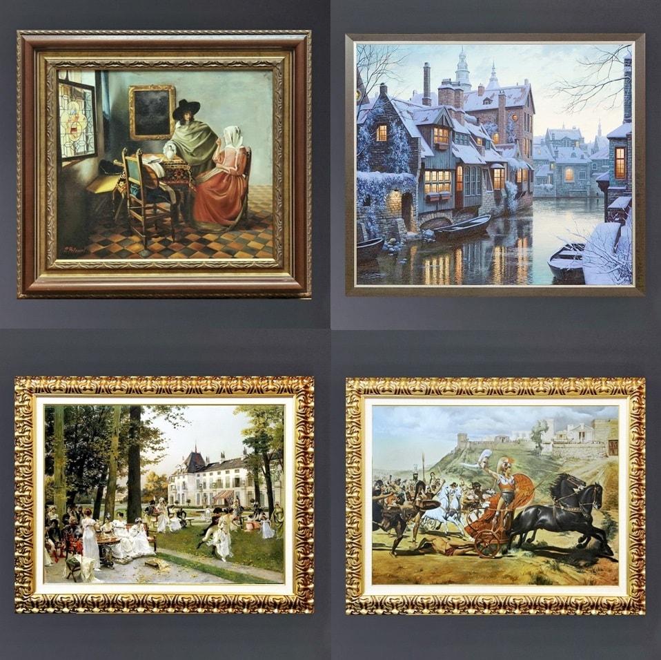 Копии великих картин