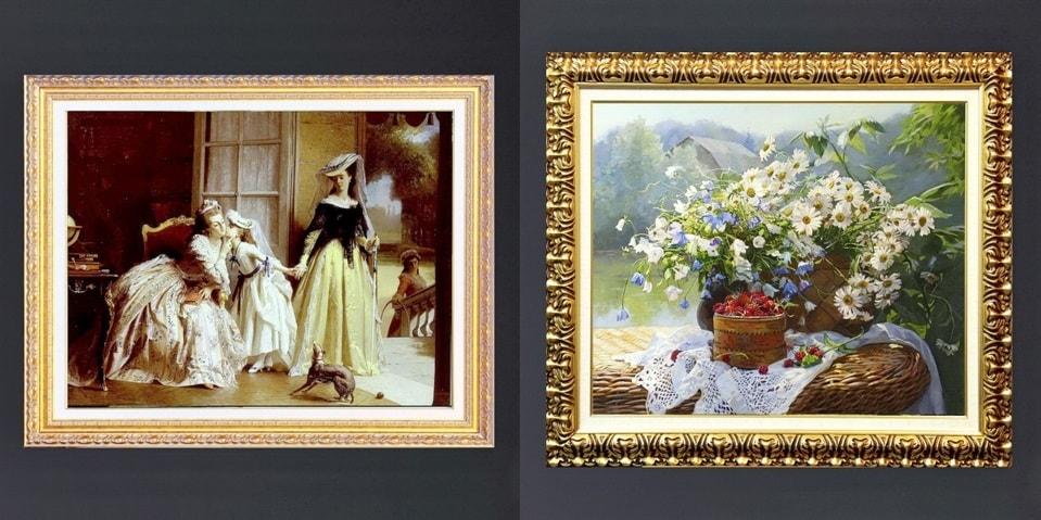 Копии известных картин на заказ