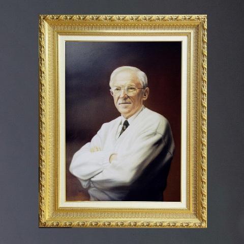 Классический портрет в раме на заказ