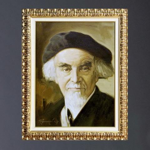 Портрет ученого на заказ