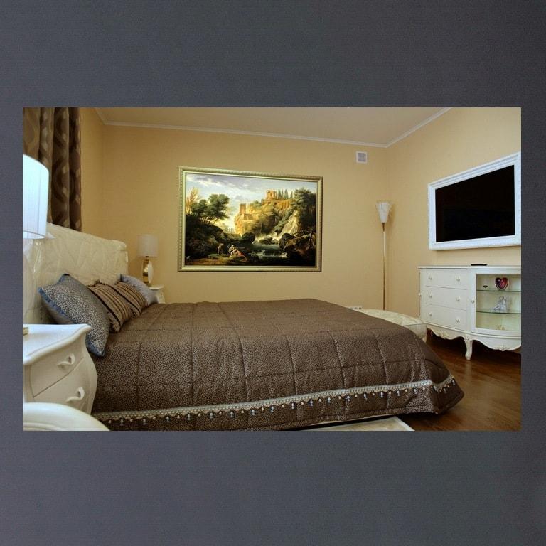 Копии известных картин в интерьере